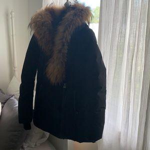Mackage Adali Jacket Size Small. Never worn